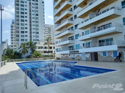 Residential Property for rent in Se arrienda apartamento frente al mar en Bellavista-Santa Marta-BL, Santa Marta, Magdalena