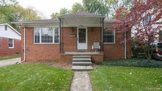 Single Family for sale in 22931 MAPLE Avenue, Farmington, MI, 48336