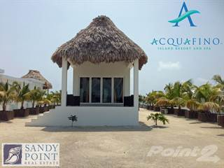 Condo for sale in Acquafino Island Resort & Spa, Ambergris Caye, Belize