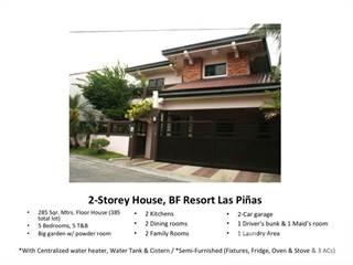 Apartment for sale in Kalaw St., BF Resort, Las Piñas City, Philippines, Las Pinas, Metro Manila