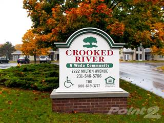 Apartment for rent in Crooked River, MI, 49706