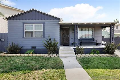 Residential for sale in 3551 Highland Ave, San Diego, CA, 92105
