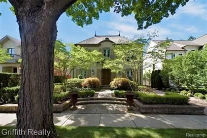 Residential Property for sale in 699 HANNA Street, Birmingham, MI, 48009
