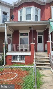 Residential Property for sale in 514 POPLAR GROVE STREET, Baltimore City, MD, 21223