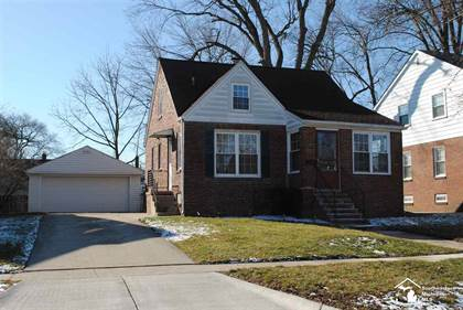 Residential Property for sale in 612 Parkwood Ave, Monroe, MI, 48162