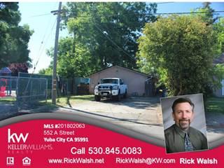 Multi-family Home for sale in 552 A Street, Yuba City, CA, 95991