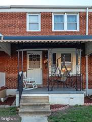 Townhouse for sale in 1916 GUY WAY, Dundalk, MD, 21222