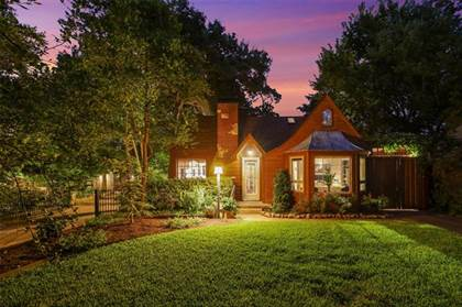 Residential Property for sale in 1234 Woodlawn Avenue, Dallas, TX, 75208