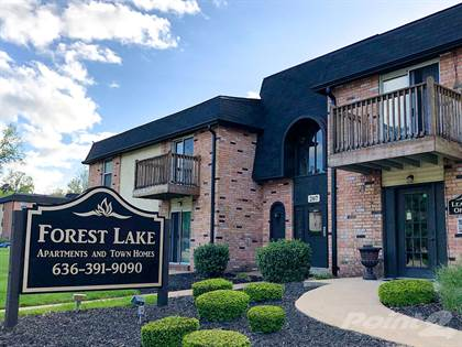 Apartment for rent in Forest Lake Apartments, Manchester, MO, 63021