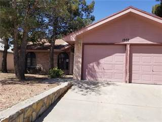 Residential for sale in 1937 Ralph Jane Place, El Paso, TX, 79936
