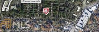 Land for sale in 516 Wimbledon Rd, Atlanta, GA, 30324