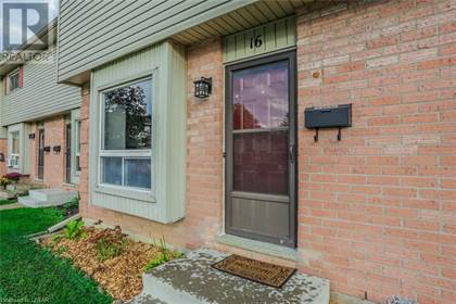 Single Family for sale in 1200 CHEAPSIDE Street Unit 16, London, Ontario, N5Y5J6