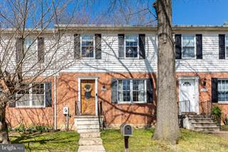 Townhouse for sale in 9210 TEAKWOOD ROAD, Carney, MD, 21234