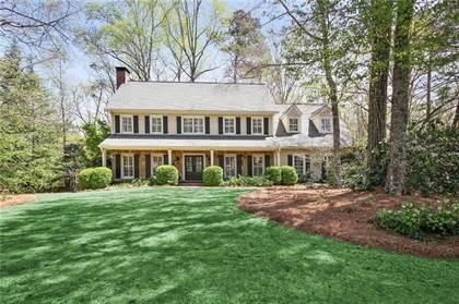 Residential for sale in 1625 Lazy River Lane, Sandy Springs, GA, 30350