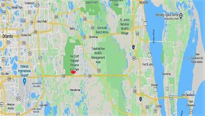 Lots And Land for sale in 6116 EDGERTON AVENUE, Wedgefield, FL, 32833