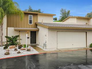Townhouse for sale in 9060 Calle Lucia, Lakeside, CA, 92040