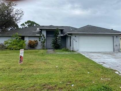 Residential Property for rent in 920 SE Streamlet Avenue, Port St. Lucie, FL, 34983