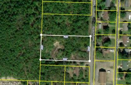 Lots And Land for sale in Unknown Simpson Street, Mena, AR, 71953
