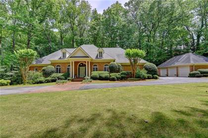 Residential for sale in 3000 Spalding Drive, Sandy Springs, GA, 30350