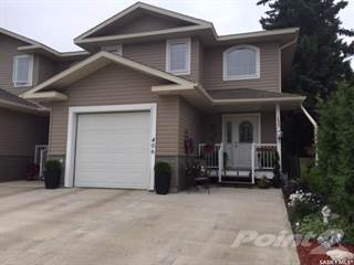 Townhouse for sale in 406 6th AVENUE, Humboldt, Saskatchewan
