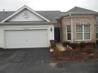 Townhouse for sale in 21303 HIDDEN LAKE Court, Crest Hill, IL, 60403