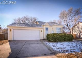 Single Family for sale in 4825 S Eldon Drive, Colorado Springs, CO, 80916