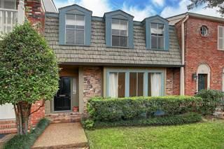 Condo for sale in 5837 Sugar Hill Drive 36, Houston, TX, 77057