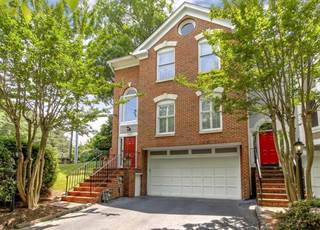 Townhouse for sale in 895 Embassy Court NE, Atlanta, GA, 30324