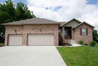 Single Family for sale in 2629 East Kentwood Street, Republic, MO, 65738