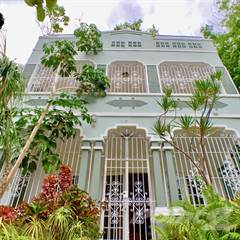 Residential Property for sale in 107 Tres Hermanos Street, San Juan, PR, 00907