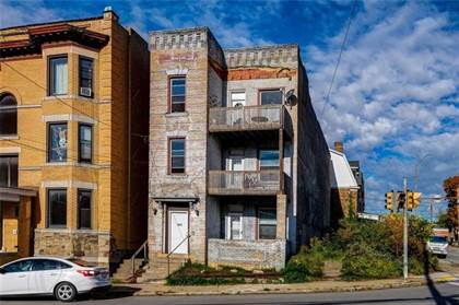 Multifamily for sale in 3809 California Avenue, Brighton Heights, PA, 15212