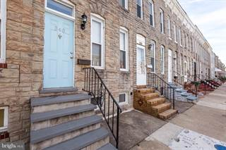 Townhouse for rent in 348 S WOODYEAR STREET, Baltimore City, MD, 21223