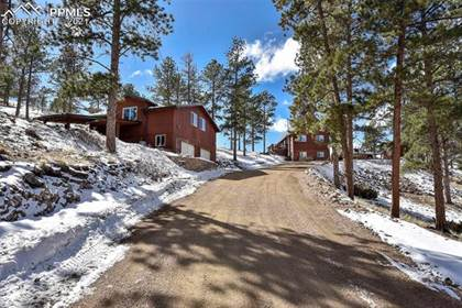 Residential Property for sale in 11396 County Road 102 Road, Florissant, CO, 80816