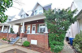 Townhouse for sale in 1420 Birch Street, Reading, PA, 19604