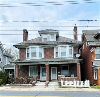 Residential Property for sale in 1317 Broadway, Fountain Hill, PA, 18015