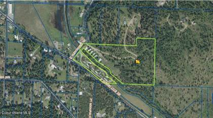 Commercial for sale in 10176 N CLIFF HOUSE RD, Hauser, ID, 83854