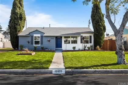 Residential Property for sale in 12620 Gurley Avenue, Downey, CA, 90242