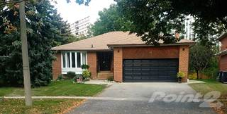Residential Property for rent in 41 Canterbury Cres, Toronto, Ontario