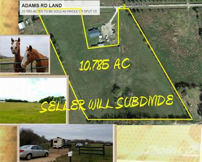 Residential Property for sale in 145 ADAMS RD, Bay City, TX, 77414