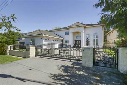 Single Family for sale in 8228 CANTLEY ROAD, Richmond, British Columbia, V7C3R5