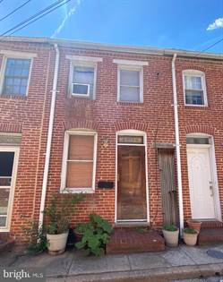 Residential Property for sale in 426 S CHAPEL STREET, Baltimore City, MD, 21231