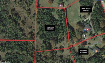 Lots And Land for sale in Tract G3 Hwy 8 East, Mena, AR, 71953