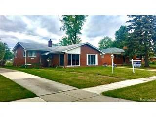 Single Family for sale in 14337 LYONS Street, Livonia, MI, 48154