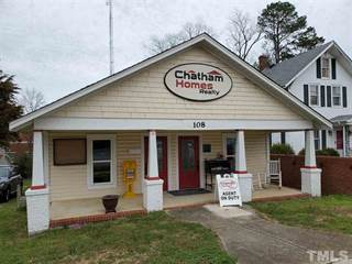 Comm/Ind for sale in 108 W Chatham Street, Apex, NC, 27502