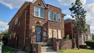 Multi-Family for sale in 3831 WAVERLY Street, Detroit, MI, 48238