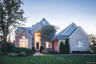 Single Family for sale in 48251 WHITNEY Court, Canton, MI, 48187