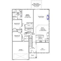 Single Family for sale in 8104 Fieldcrest Lane, Fuquay Varina, NC, 27526