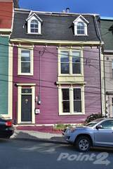 Residential Property for sale in 36 Victoria Street, St. John's, Newfoundland and Labrador, A1C 3V5