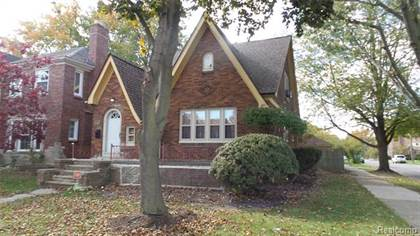 Residential Property for sale in 6015 HARVARD Road, Detroit, MI, 48224