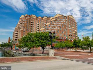 Condo for sale in 250 PRESIDENT STREET 1202, Baltimore City, MD, 21202